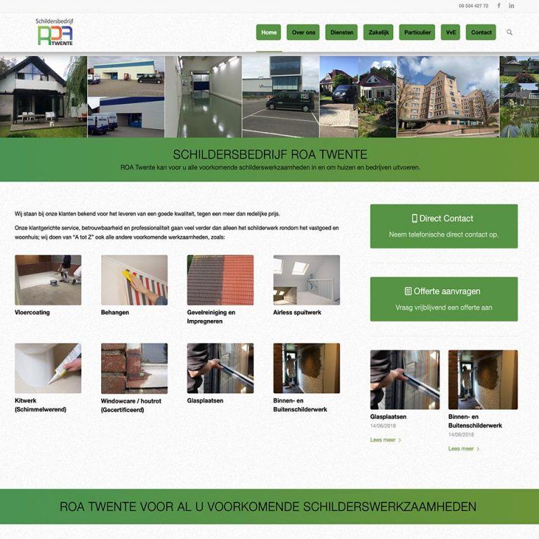 Brouwer Digitaal Portfolio ROA Twente